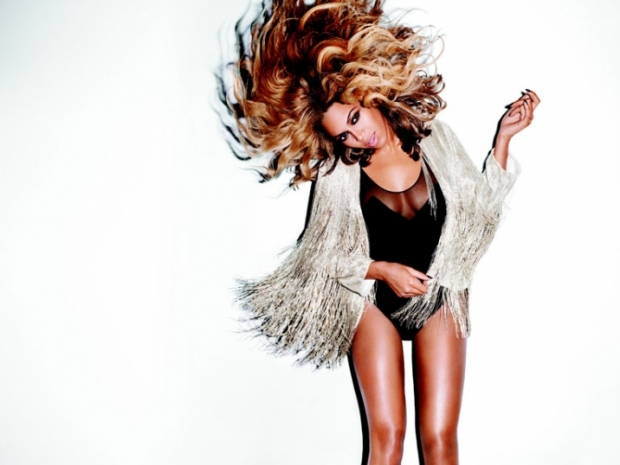 Beyonce Talks Pregnancy with Harpers Bazaar November 2011