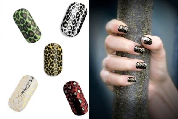 Minx Nail Art Ideas 2012
