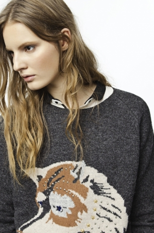 Zara TRF Lookbook October 2011