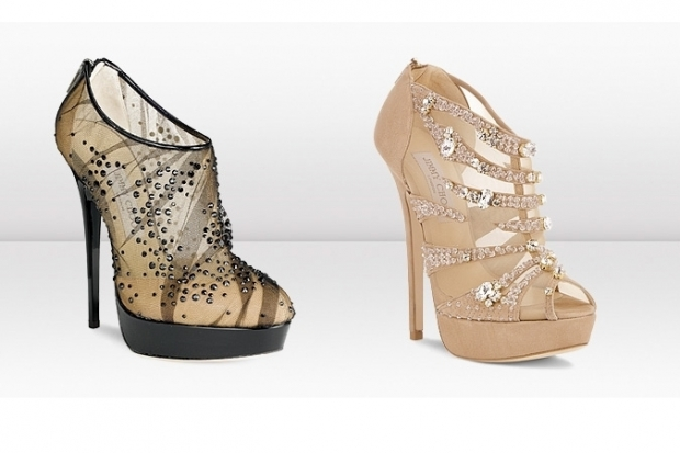 Jimmy Choo Fall 2011 Shoes