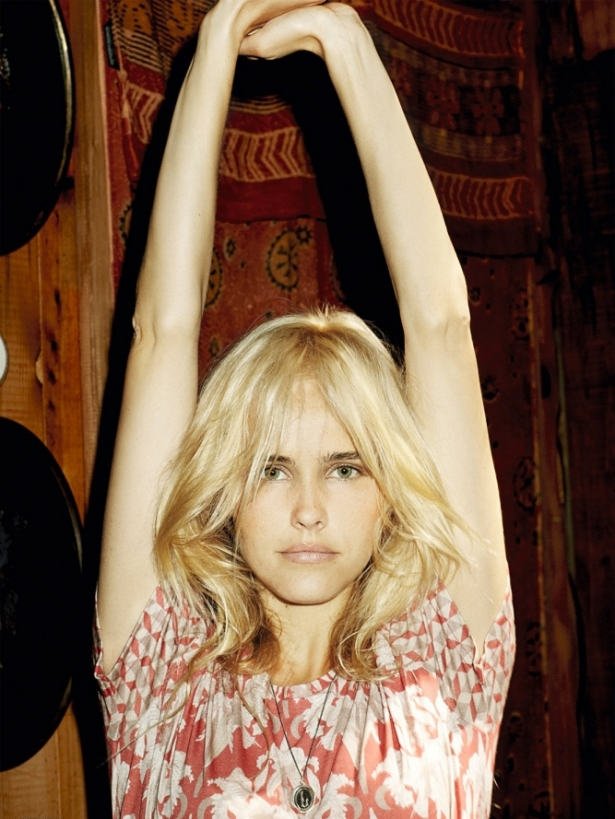 Isabel Lucas Covers Asos November 2011