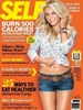 Julianne Hough Talks Fitness with Self Magazine November 2011