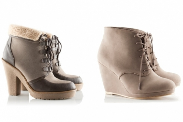 H&M Winter 2011-2012 Shoes