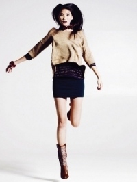 Stradivarius October 2011 Lookbook
