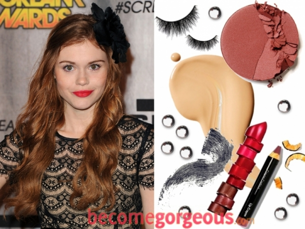Best Makeup Looks From the Scream 2011 Awards