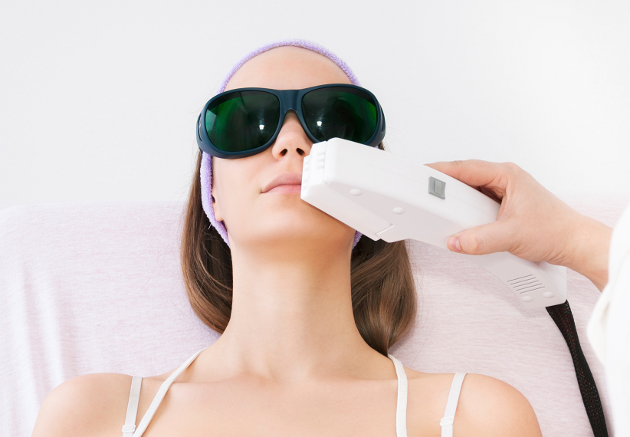 Ultrasound Hair Removal to Get Rid of Blonde Facial Hair