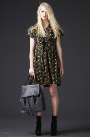 Orla Kiely Fall 2011 Lookbook