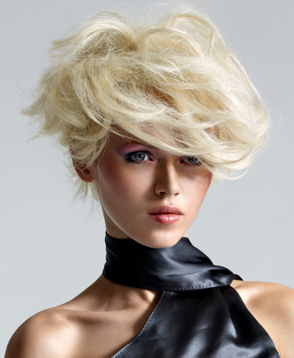 where to get scene haircuts winter 2011 hairstyle trends 5686 | jean claude aubry short layered hair