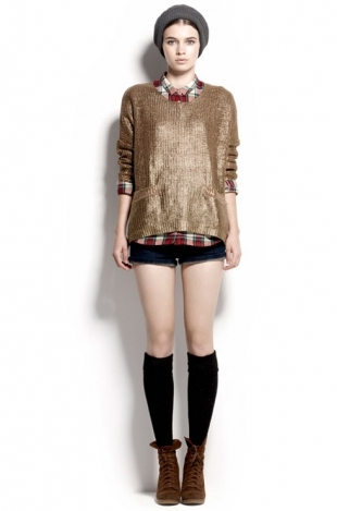 Pull&Bear October 2011 Lookbook