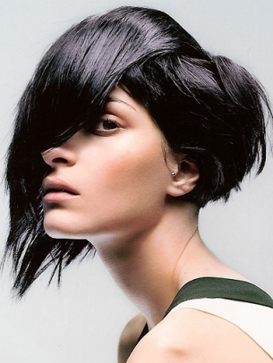 Short Layered Haircut