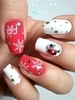 Holiday Nail Art Ideas 2011