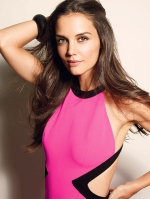 Katie Holmes Covers Marie Claire November 2011