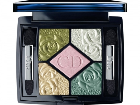 Dior Garden Party 5 Couleurs Palette Garden Edition