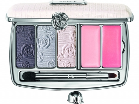 Dior Garden Party Spring 2012 Makeup Collection