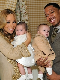 Meet Mariah Carey's Babies Monroe and Morrocan