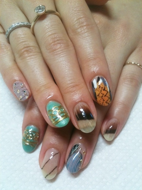 Cool Nail Art Designs For Spring