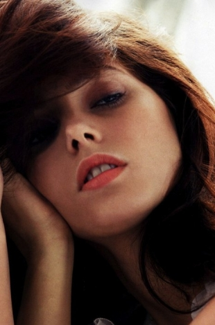 Ashley Greene Covers BlackBook November 2011