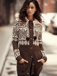 Chanel Iman for H&M October 2011 Lookbook