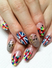 Super-Fun Nail Art Ideas 2012