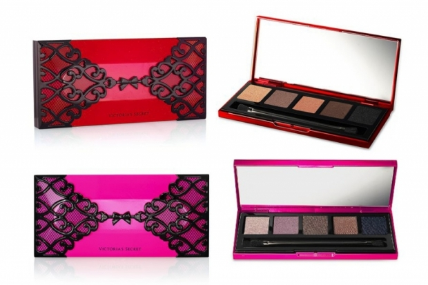 Victorias Secret Holiday 2011 Collection Deluxe Eye Palette