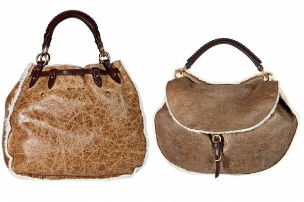 Miu Miu Fall/Winter 2011-2012 Bags
