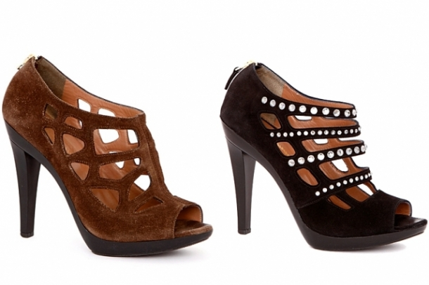 Blumarine Fall/Winter 2011-2012 Shoes