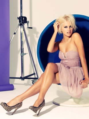 Pixie Lott for Lipsy Fall 2011 Collection