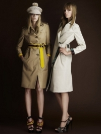 Burberry Prorsum Pre-Spring 2012 Lookbook