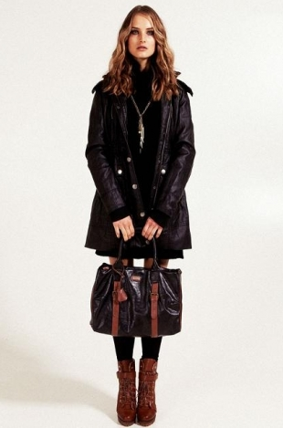 Stradivarius November 2011 Lookbook