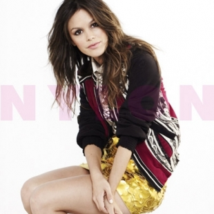 Rachel Bilson Covers Nylon November 2011