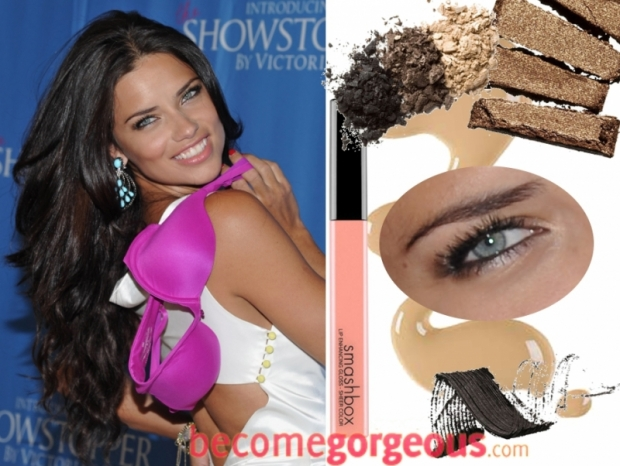 New Season Celebrity Makeup Looks 2011