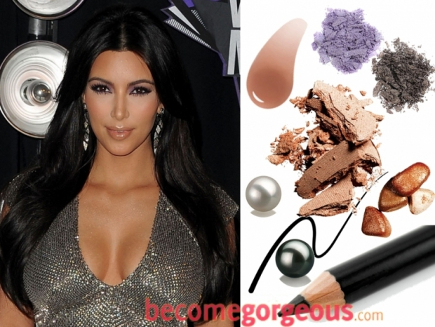 Fab New Season Celebrity Makeup Looks 2011