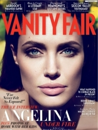 Angelina Jolie Covers Vanity Fair October 2011