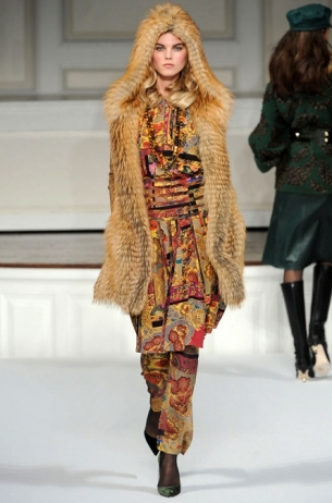 Fall/Winter 2011-2012 Fashion Trends