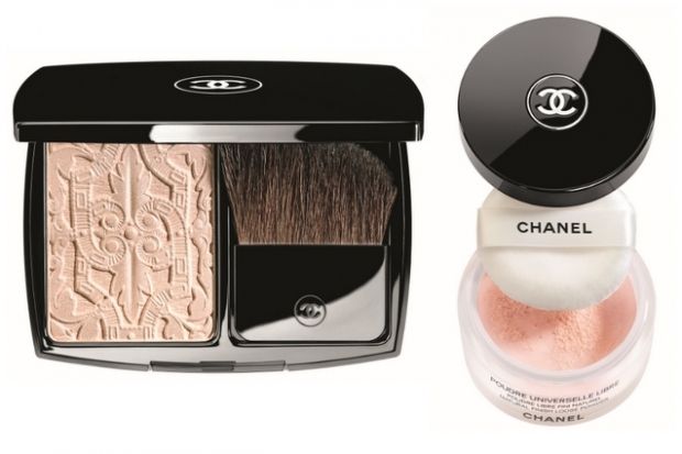 Chanel Holiday Makeup 2011