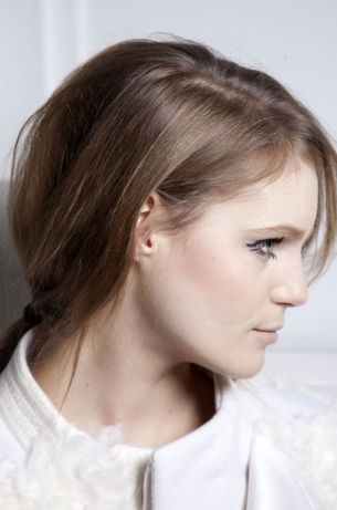 Fall/Winter 2011-2012 Ponytail Trends