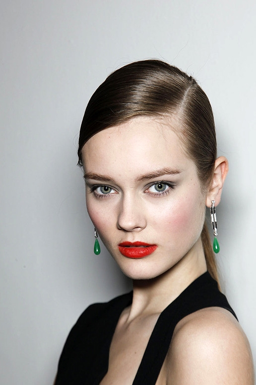 Hair News Network: Ponytail Trends for Fall/Winter 2011-2012