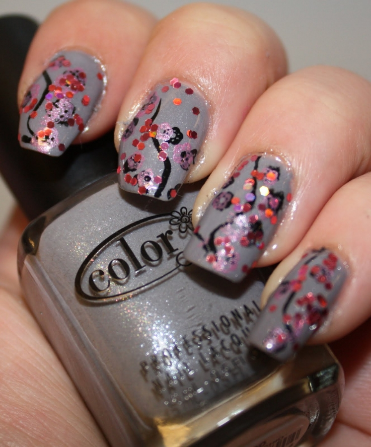 Prettyfulz Fall Nail Art Design 2011: Interesting Nail Art Designs For Fall