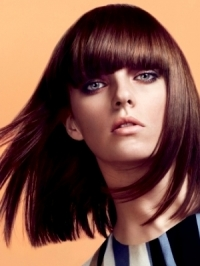 Medium Length Hairstyle Ideas for Winter 2011/2012
