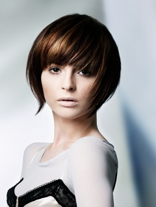 Medium Hairstyle Ideas 2012