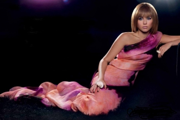 Miley Cyrus Photos Prestige 2011 Magazine