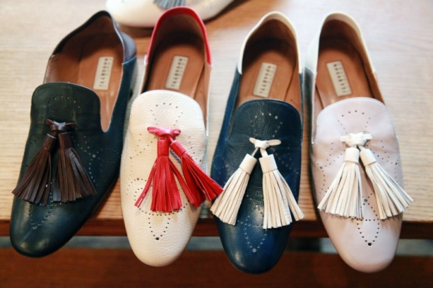 Fratelli Rossetti Spring/Summer 2012 Loafers