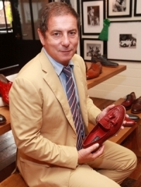 NYFW Spring 2012 - Fratelli Rossetti Shoe Collection