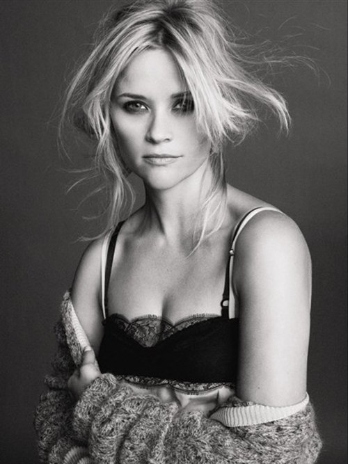 Reese Witherspoon Covers Marie Claire October 2011