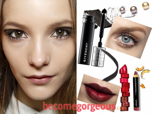 Fall/Winter 2011 Makeup Looks