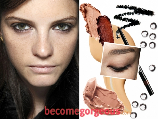 Fab Fall/Winter 2011 Runway Inspired Makeup Looks to Try