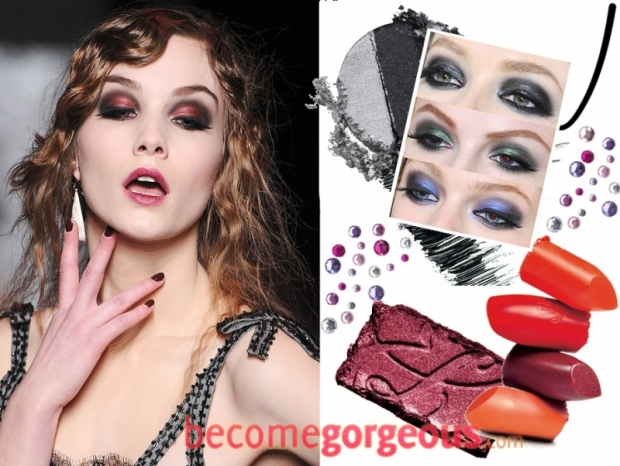 Fall/Winter 2011 Runway Inspired Makeup Looks to Try