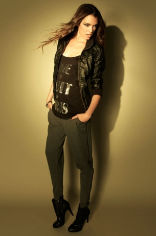 Stradivarius September 2011 Lookbook