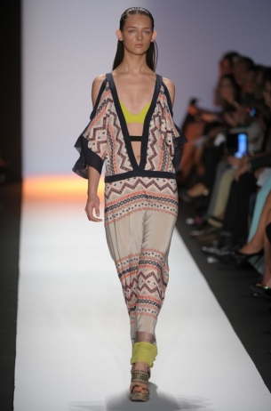 NYFW Spring 2012 BCBG Max Azria RTW Collection