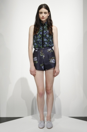 Porter Grey Spring/Summer 2012 – New York Fashion Week